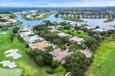 Jupiter Single Family Home For Sale: 102 Waters Edge Drive