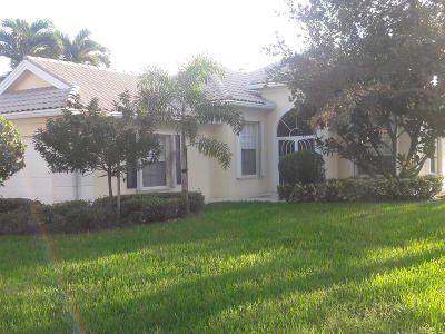 Palm Beach Gardens Single Family Home For Sale: 527 Rhine Road