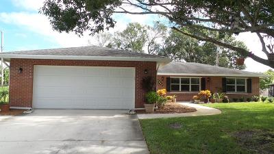 Fort Pierce Single Family Home For Sale: 2716 Robin Street