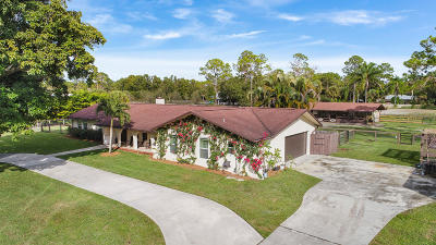 Jupiter Single Family Home Contingent: 16605 115th Avenue