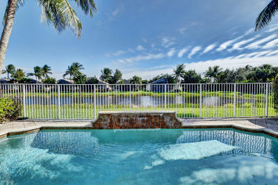 Delray Beach Single Family Home For Sale: 6831 Imperial Beach Circle