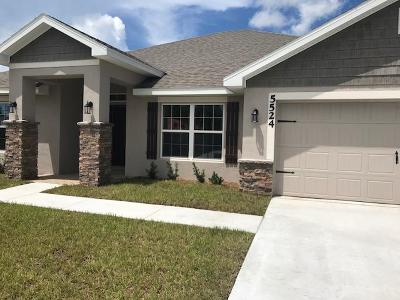 Port Saint Lucie Single Family Home For Sale: 5524 NW Manville Drive