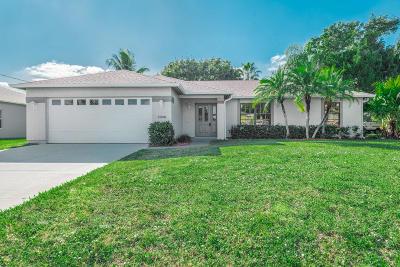 Port Saint Lucie Single Family Home For Sale: 2048 SW Monterrey Lane