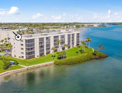 Jupiter Condo For Sale: 100 Intracoastal Place #508