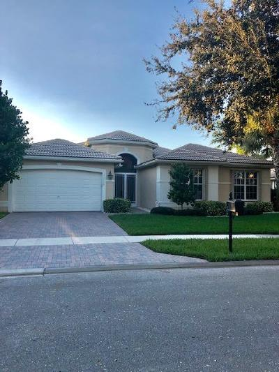 Boynton Beach Single Family Home For Sale: 11116 Malaysia Circle