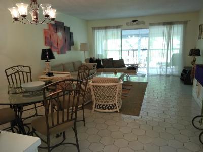 Lake Worth, Lakeworth Rental For Rent: 4465 Luxemburg Court #301