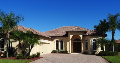 Port Saint Lucie Single Family Home For Sale: 812 SW St Julien Court