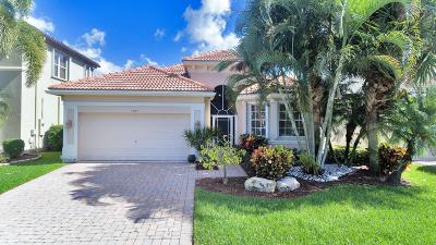 Delray Beach Single Family Home For Sale: 7891 Monarch Court