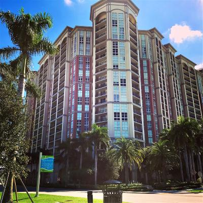 West Palm Beach Condo For Sale: 550 Okeechobee Boulevard #601