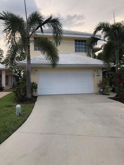Port Saint Lucie Single Family Home For Sale: 408 SW Fairway Landing(S)