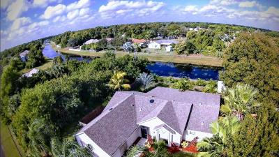 Port Saint Lucie Single Family Home For Sale: 2090 Blackwell Drive