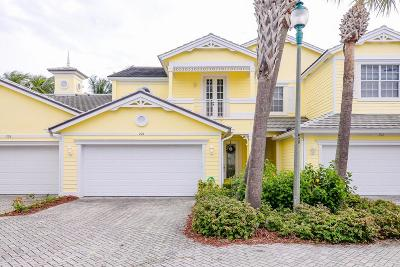 Fort Pierce Townhouse For Sale: 204 Mariner Bay Boulevard