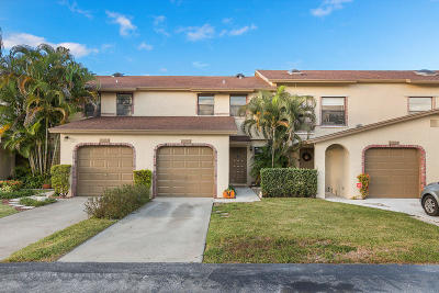 Boca Raton FL Townhouse For Sale: $255,788