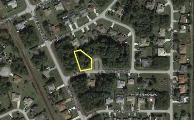 Port Saint Lucie FL Residential Lots & Land For Sale: $37,950