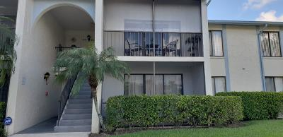 West Palm Beach Condo For Sale: 1116 Green Pine Boulevard #D2