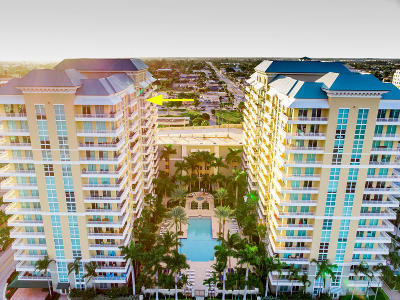 Boynton Beach Condo For Sale: 625 Casa Loma Boulevard #1503