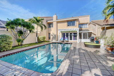 Boca Raton FL Townhouse For Sale: $321,000