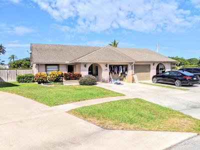 Wellington Single Family Home For Sale: 11960 Suellen Circle