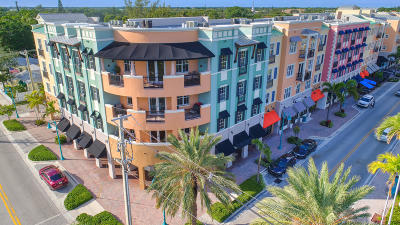 Delray Beach Condo For Sale: 200 NE 2nd Avenue #305