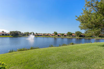 Delray Beach Single Family Home For Sale: 14811 Quay Lane