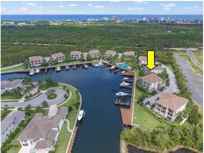 North Palm Beach Condo For Sale: 13461 Treasure Cove Circle
