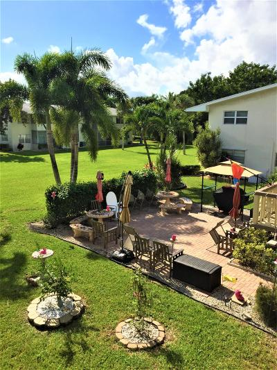 West Palm Beach Condo For Sale: 190 Salisbury H
