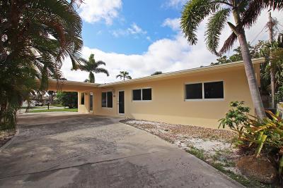 Tequesta Single Family Home For Sale: 466 Tequesta Drive