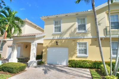 Palm Beach Gardens Rental For Rent: 314 Salinas Drive