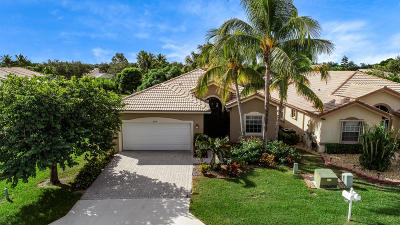 West Palm Beach Rental For Rent: 8614 Green Cay