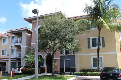 West Palm Beach Rental For Rent: 6410 Emerald Dunes Drive #306