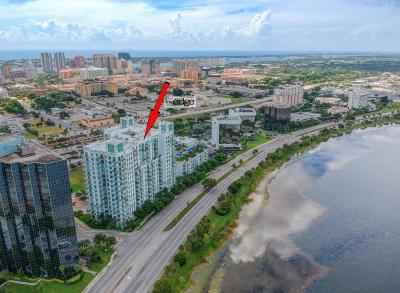 West Palm Beach Rental For Rent: 300 S Australian Avenue #912