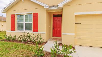 Port Saint Lucie Single Family Home For Sale: 1050 SW Dartmouth Avenue