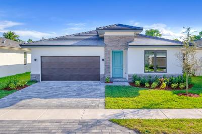 Stuart Single Family Home For Sale: 4773 SW Millbrook Lane