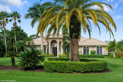 Port Saint Lucie Single Family Home For Sale: 7671 Charleston Way