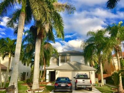 Boca Raton Single Family Home For Sale: 22340 Sands Point Drive