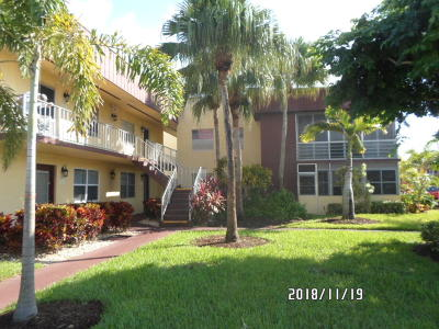 Delray Beach Condo For Sale: 622 Flanders M