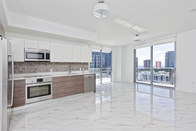 Miami-Dade County Condo For Sale: 1010 SW 2nd Avenue #1403