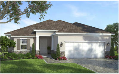 Port Saint Lucie Single Family Home For Sale: 2238 SW Savage Boulevard