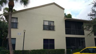 Coconut Creek Condo For Sale: 4721 NW 22nd Street #4271