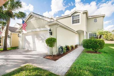 Royal Palm Beach Single Family Home For Sale: 211 Berenger