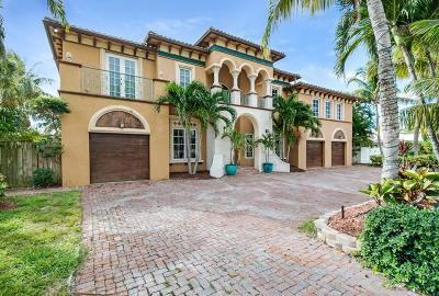 Boca Raton Single Family Home For Sale: 812 Glouchester Street