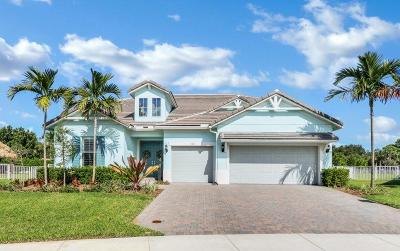 Jupiter FL Single Family Home For Sale: $949,000