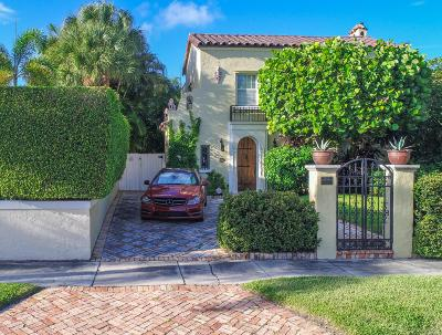 West Palm Beach Single Family Home For Sale: 285 Granada Road
