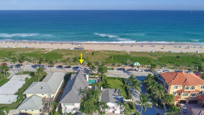 Broward County, Palm Beach County Rental For Rent: 226 S Ocean Boulevard #Bldg. 2