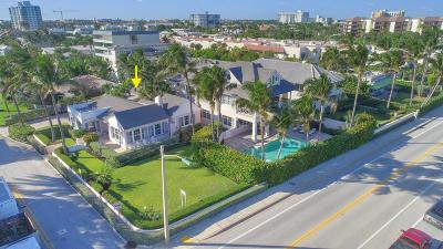 Broward County, Palm Beach County Rental For Rent: 226 S Ocean Boulevard #Bldg. 1