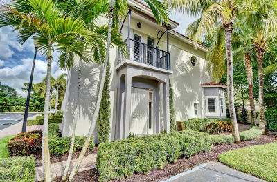 Delray Beach Townhouse For Sale: 1835 Highland Grove Drive