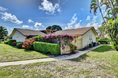 Delray Beach Single Family Home Contingent: 922 NW 30th Avenue #C
