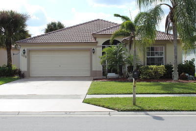 Royal Palm Beach Single Family Home For Sale: 103 Derby Lane