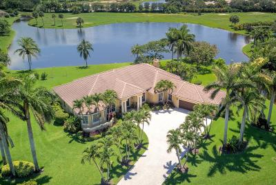 Lake Worth Single Family Home For Sale: 9265 Dundee Drive