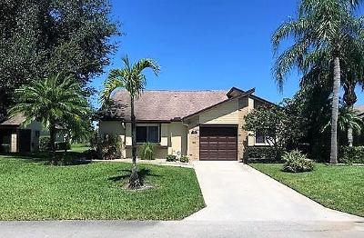Royal Palm Beach Single Family Home For Sale: 156 Ramblewood Circle